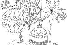 Embroidery - Christmas / by Hazel TheBunny