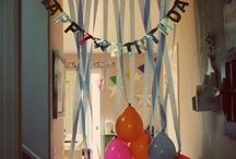 Birthday Party / by Kym Perdew