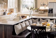 Kitchen Ideas / by Tina McNally