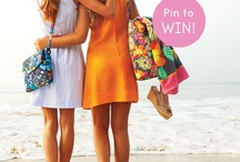 Vera Bradley Pack Your Bags / by Brandy Nelson