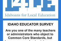 Stop Common Core / by Mandy Baker