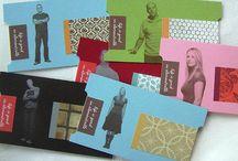 Business Card Design / by kara-kae james