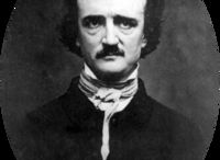 Edgar & other Impotant People / ~Edgar Allan Poe ~And many more ~Plus favorite quotes!  / by Jacqueline Shoemaker