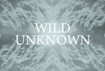 wild unknown / Left on Houston's theme and inspiration behind the Spring collection / by Left on Houston