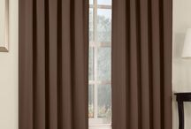 Blackout Curtains / by Swags Galore
