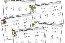homeschooling - math / by Sarah Jacobsen
