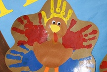 Thanksgiving Craft & Projects / by Susie Henricks