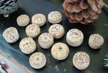 What to do with champagne corks / by Evelina Strandfeldt