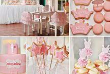 Princess Abbigaile's Disney Princess 1st Birthday / by Ariel Paul
