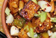 Vegan Recipes / Lunch & Dinner  / by Alexandra Beane