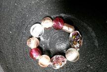 Bead Art Jewelry / Beaded Jewerly / by Michelle Winfrey