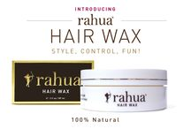 Rahua Beauty Hair Wax / Rahua Hair Wax is a completely versatile styling product that offers control, manageability and hold. This 100% natural smart-styler bonds with hair gently and helps your inner artist create a unique look. Use for short hair to create height and definition and for long hair to add control and manageability. Carnauba wax provides staying power, yet rinses out like a dream. Palo Santo (holy wood) provides the signature scent. / by Rahua Beauty