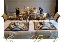 Thanksgiving / by Decor Adventures