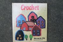 Crochet books I own & love / This is a collection of images of some of my favorite crochet books. / by Leslie Stahlhut