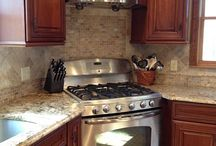 Kitchen ideas / by Melissa Wysong