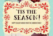 Christmas Cards / by Jaclyn Hernandez