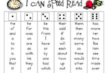 classroom - sight word activities / by Sonya Vittiglio