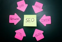 SEO & BLOGGING / by Adele Maxwell