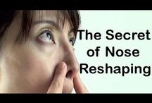 Nose / by Face Yoga Method