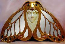 Art Nouveau / by Gary Schmidt