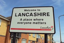 Land of my Maternal ancestors. / My ancestors came from Wigan & Hindley, Lancashire England. / by Billie Kurtz