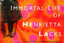 "The Immortal Life of Henrietta Lacks---Avon Reads / Join us in our 2014 One Book Event! We will be reading ""The Immortal Life of Henrietta Lacks"" by Rebecca Skloot. Go to our website, http://www.avonctlibrary.info/, or give us a call at (860) 673-9712,  to find out programs associated with the event! / by Avon Free Public Library"