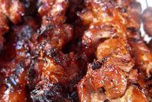 Pork recipe ideas / by Mary Williams