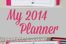 Planning and Organizing / by Naome James