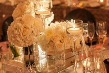 Candles Candles Candles / Make your wedding design romantic and warm with tons of candles. Best bang for your buck for your wedding décor and design.  Orange County Wedding Designer  LA Wedding Designer   / by A Good Affair Wedding & Event Production