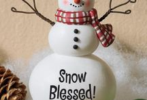Snowman Gifts / by Catholic Supply