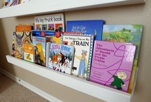 books and school activities / by Jennifer Hernandez