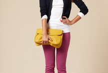 spring and summer outfits / by Uli