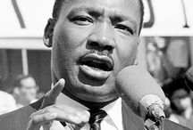 Dr. Martin Luther King Jr. / by Joe Hilley