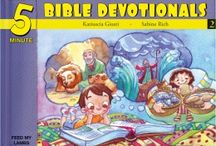 Childrens Bible Lessons & Devotionals / by Activated Ministries Nonprofit