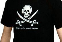 Pirate T-shirt / by Bytelove AB