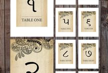 Table / by Gina B