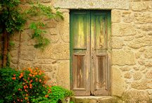 doors / by Courtney Milleson