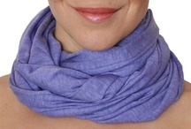Scarves / The latest fashion in scarves. / by SwimtoWin.com