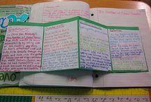 School - interactive Journals/Notebooks / by Carol Gafney