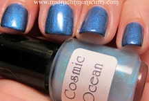 Girly Bits Nail Polish / by Midnight Manicures