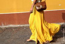 colour : yellow / by Niki Stylianou