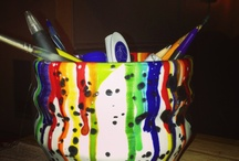 Paint your own pottery / by Pottery Works