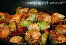 dinner side dishes / by Katherine Miller