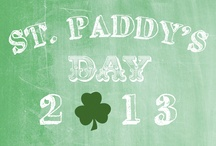St. Patrick's Day / by Jamie {Scattered Thoughts of a Crafty Mom}