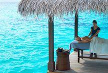 Vacation spots I'd love to visit/ vacation ideas / by Pamela Garrett