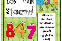 Math-Basic Skills and Misc (odd/even, rounding, estimation, graphing, patterns, place value, etc) / by Homestead Mom