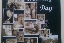 Wedding scrapbook / by Cheryl Smith