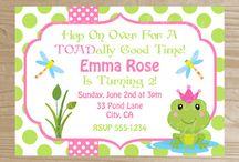 Hoppy 2nd birthday / by Meghan Smith-Krischon