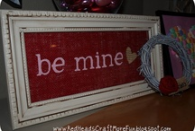 Crafts with burlap  / BURLAP IT UP!!!!! Great for every season.  / by Dianna Hall