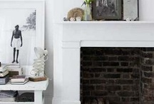 Fireplace Inspiration / by Hernando House